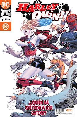 Harley Quinn. Nuevo Universo DC / Renacimiento (Rústica / Grapa) #33/3