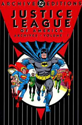 DC Archive Editions. Justice League of America (Hardcover) #1