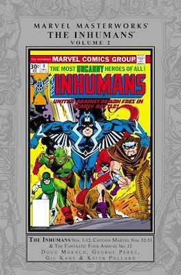 Marvel Masterworks: Inhumans (Hardcover) #2
