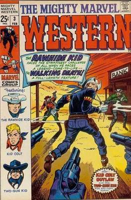 Mighty Marvel Western Vol 1 (Comic-book.) #3