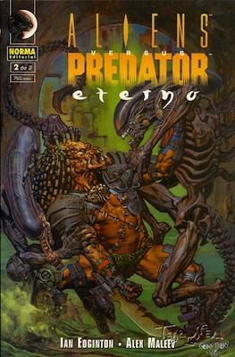 Aliens vs. Predator: Eterno (Rústica 48 pp) #2