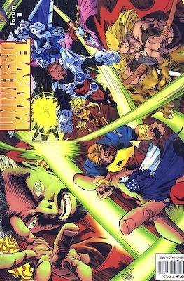 Relatos del universo Marvel (1997)