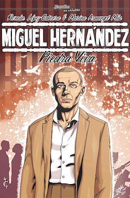 Biografías en viñetas (Cartoné) #2
