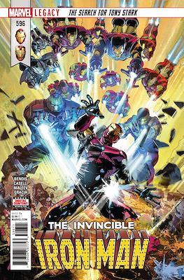 Invincible Iron Man Vol. 4 (Digital) #596