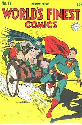 World's Finest Comics (1941-1986) (Comic Book) #17