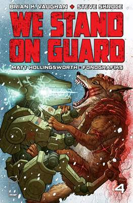 We Stand on Guard (Comic-book) #4