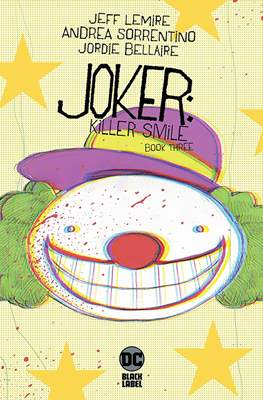 Joker: Killer Smile (Comic Book) #3