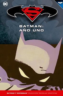 Batman y Superman. Colección Novelas Gráficas #13