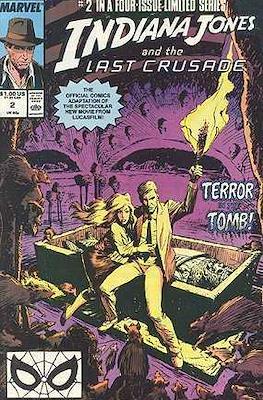 Indiana Jones and the Last Crusade (Comic-book) #2