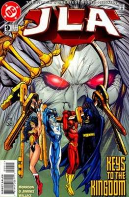 JLA Vol. 1 (1997-2006) (Comic-Book) #9