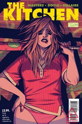 The Kitchen (Comic Book 32 pp) #7