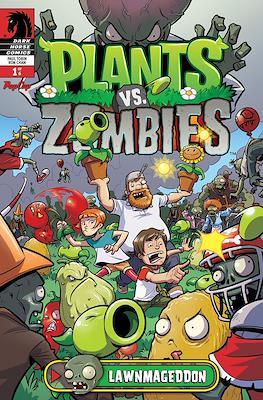 Plants vs Zombies: Lawnmageddon (Digital) #1