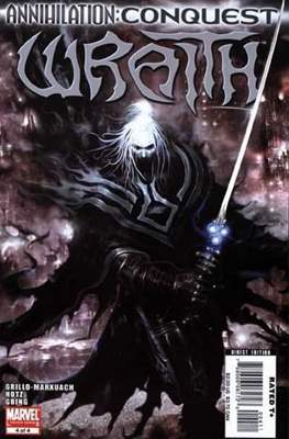 Annihilation: Conquest - Wraith (Comic-Book) #4