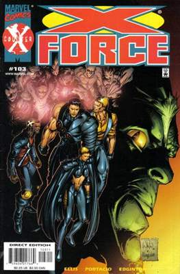 X-Force Vol. 1 (1991-2002) (Comic Book) #103