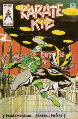 Karate Kid (1978-1979) (Grapa 40-60 pp) #4