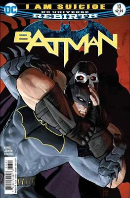 Batman Vol. 3 (2016-) (Comic Book) #13