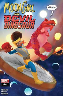 Moon Girl and Devil Dinosaur (Comic-book) #44