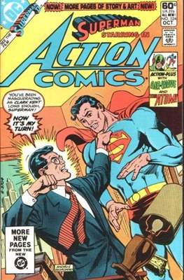 Action Comics Vol. 1 (1938-2011; 2016-) (Comic Book) #524