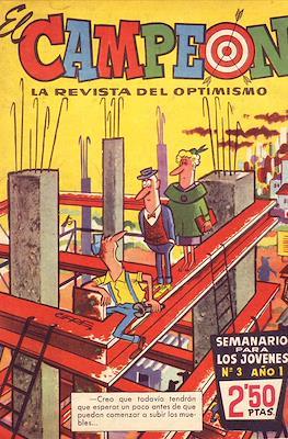 El Campeón (1960) (Grapa) #3
