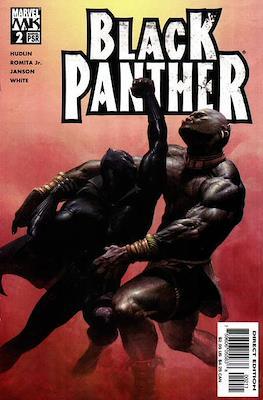 Black Panther Vol. 4 (2005-2008) #2