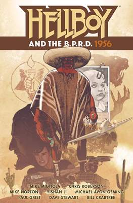 Hellboy and the B.P.R.D. (Softcover) #5