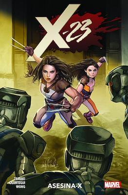 X-23. 100% Marvel (Rústica con solapas) #2