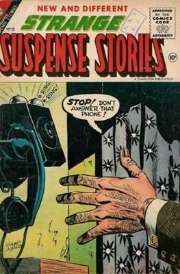 Strange Suspense Stories Vol. 2 #29