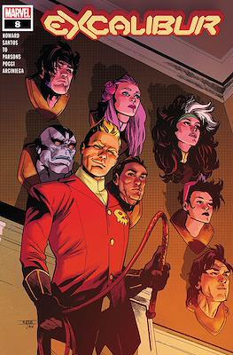 Excalibur Vol. 4 (2019-) (Comic Book) #8