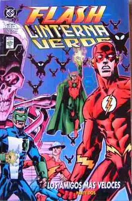 Linterna Verde / Flash Los Amigos Más Veloces (Rústica) #2