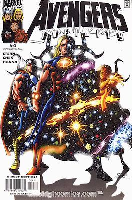 Avengers Infinity #4