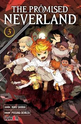 The Promised Neverland (Rústica con sobrecubierta) #3