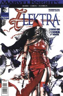 Elektra (2002-2004). Marvel Knights (Grapa 24 pp) #26