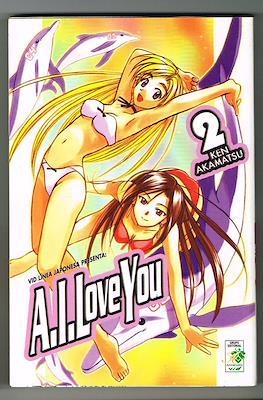 A.I. love you (Tankonbon) #2