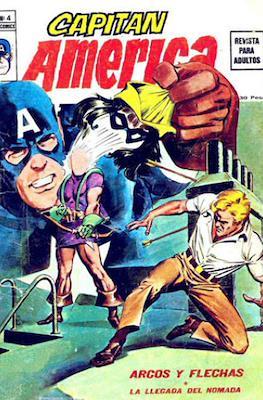 Capitán América Vol. 2 (Grapa. 1974-1975) #4
