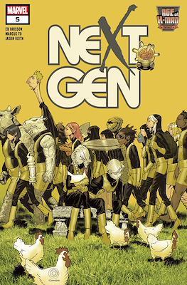 Age Of X-Man: NextGen (Comic Book) #5