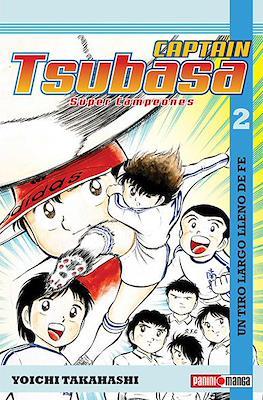 Captain Tsubasa. Super Campeones #2