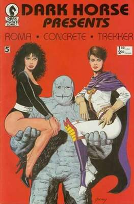 Dark Horse Presents (1986-2000) #5