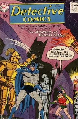 Detective Comics Vol. 1 (1937-2011; 2016-) (Comic Book) #246