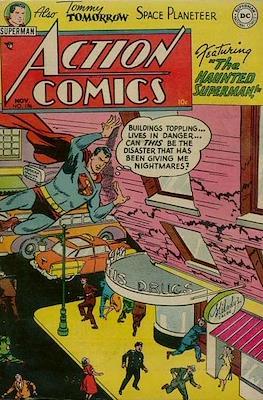 Action Comics Vol. 1 (1938-2011; 2016-) (Comic Book) #186