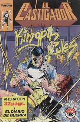 El Castigador (1988-1991) (Grapa 24 pp) #16