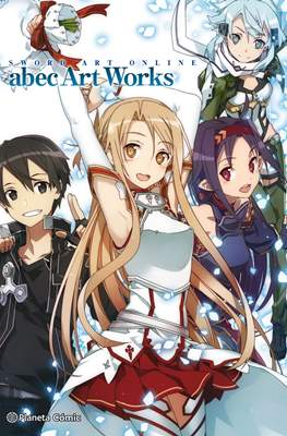 Sword Art Online: abec Art Works