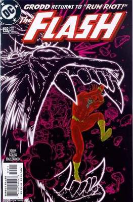 The Flash Vol. 2 (1987-2006) (Comic Book) #192