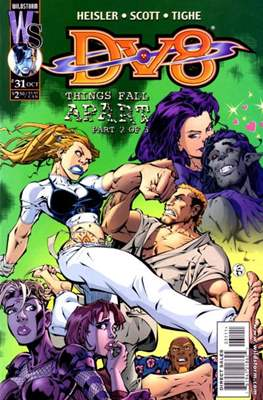 Dv8 (Comic Book) #31