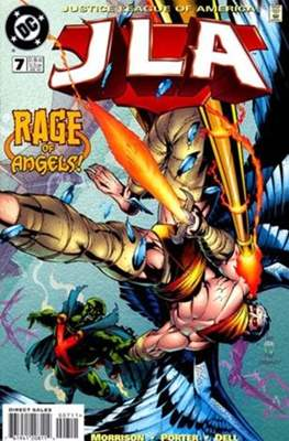 JLA Vol. 1 (1997-2006) (Comic-Book) #7