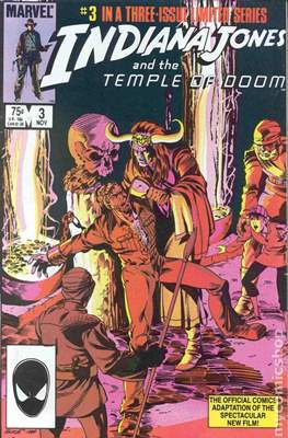 Indiana Jones and the Temple of Doom (Comic Book) #3