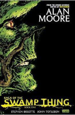 Saga de Swamp Thing (Rústica) #1