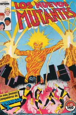 Los Nuevos Mutantes Vol. 1 (1986-1990) (Grapa 32-64 pp) #12