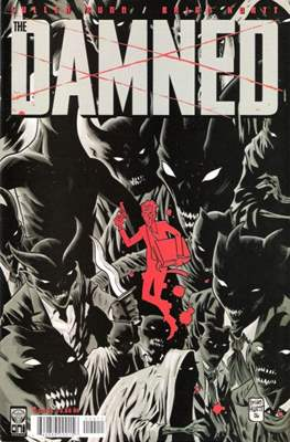 The Damned: Three Days Dead #4