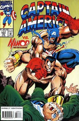Captain America Vol. 1 (1968-1996) #423