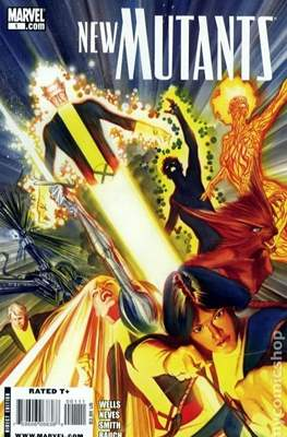 New Mutants Vol. 3 (Comic Book) #1